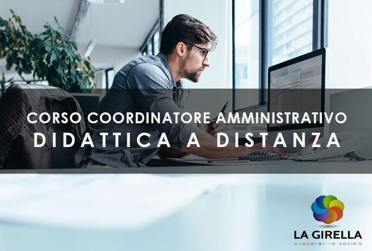 Coordinatore Amministrativo ED.8 (355)