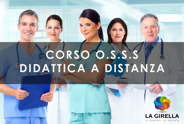 O.S.S.S. Operatore Socio Sanitario con formazione complementare